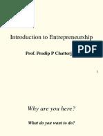 Entrepreneurship Personality