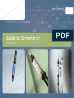 Cement Guide