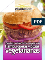 Hamburguesas y Pizzas Vegan as El PDF