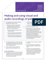 Making and Using Visual and Audio Recordings of Patients 8 May 2013.PDF 51946030