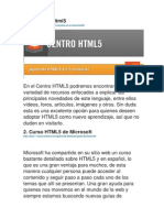 aprende html5
