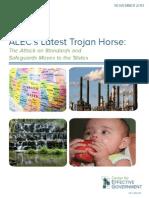 ALEC's Latest Trojan Horse