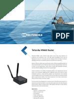 Flyer WiMAX Router En