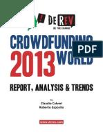 Crowfunding en El 2013 Si
