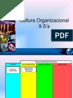culturaorganizacional 9s