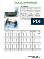 Stainless Steel Expansion Joint_SEW & SEF