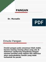 8. EMULSI PANGAN