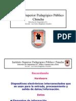 Redes y Comunicacion de Datos ISPPCH123