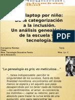 una laptop por niño
