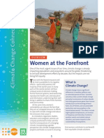 Women and Climate Change 1