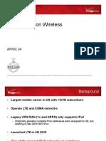 IPv6 at Verizon Wireless