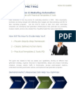 Lead Generation and Marketing Automation