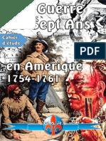 La fin de la Nouvelle France - Amérique (1754-1761)