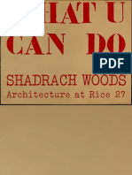 Woods, Shadrach - What u Can Do