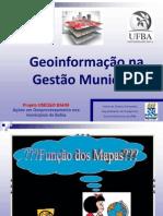 Geoinformação na Gestão Municipal