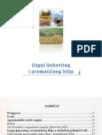 Borivoje Stepanović - Uzgoj ljekovitog i aromaticnog bilja