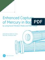 GE_WhitePaper_Enhanced Capture of Mercury in Baghouse