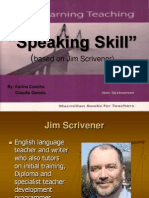 Speaking Skill Base  Jim Scrivener