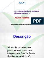 Lingua Portuguesa Pf 2013 Intensivao Aprova Premium