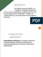 Arbitration(1)