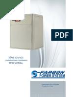 +Catalogo Serie Scroll - Fargon Power System