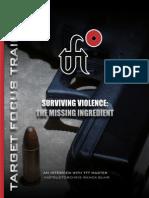 Тим Ларкин Насилие ради выживания упущенный компонент