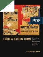 From a Nation Torn by Hannah Feldman