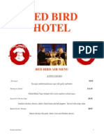Red Bird Hotel Menu.docx