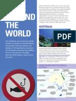 Aug 2009 MPAs around the world