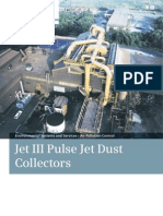 Jet III Pulse Jet Dust Collector