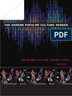 The Korean Popular Culture Reader edited by Kyung Hyun Kim and Youngmin Choe