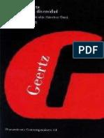 Los usos de la diversidad - - CLIFFORD GEERTZ.pdf