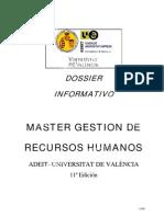 Dossier Master