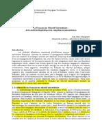 Article Parpette Mangiante FOU
