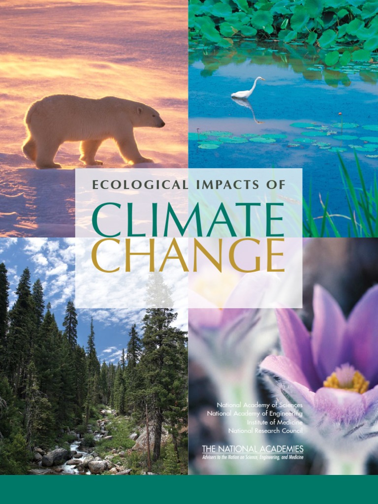 Ecological Impacts of Climate Change