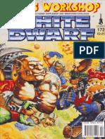 Man O' War 04k - White Dwarf 172 (Scan)