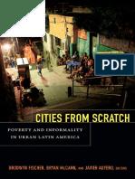 Cities from Scratch edited by Brodwyn Fischer, Bryan McCann and Javier Auyero