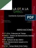 OT - GMAO