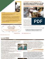 Iniciativa para la Defensa de los Recursos Humanos de Salud