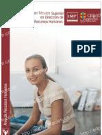 Máster/Técnico Superior en Dirección de Recursos Humanos