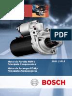 Catalogo de Starter Bosch