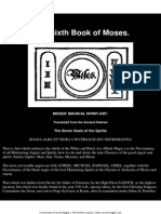Moses pdf sixth of seventh and books