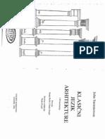Klasični jezik arhitekture - Summerson