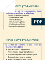 PR 5 - Productividad en Obras
