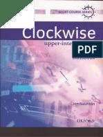 Clockwise Upper-Intermediate Classbook