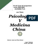 37611249 Psicologia y Medicina China
