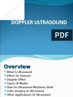 Ultrasound and Doppler