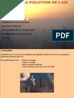 Expose Sur La Pollution de l Air