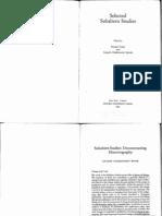 Subaltern Studies - Gayatri Spivak