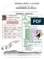 INSCRIPCIÓN  Y NORMAS CONSERVATORIO Y ESCUELAS 2013-2014